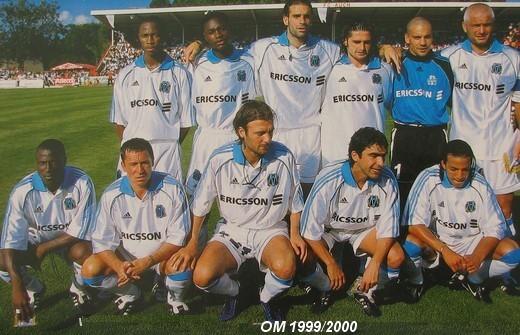 Olympique de Marseille, saison 1999-2000 Le départ de ...